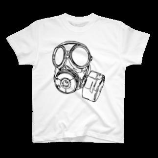 ぶてぃっく・ゑいどり庵のMASK T-shirts