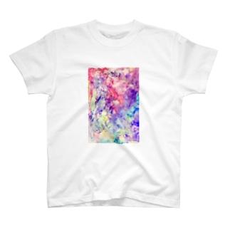 ビスマスモチーフ T-shirts