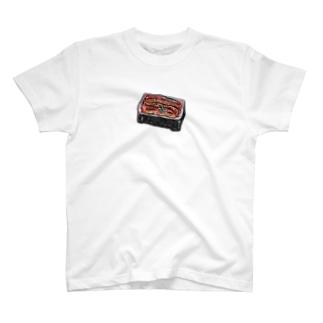 うなぎ、鰻、うな重、美味しい、夏、食べ物、勝舟屋、癒し、かわいい T-shirts