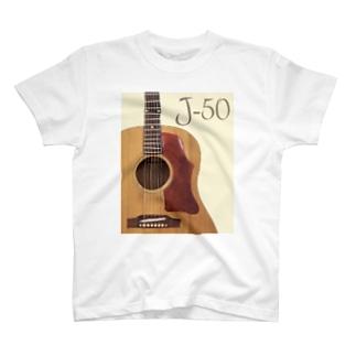 J-50 Teeシャツ T-shirts
