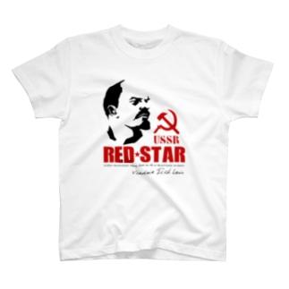 LENIN レーニン T-shirts