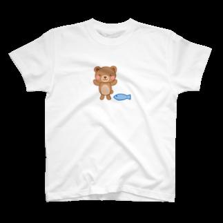 ゆっくまーグッズのゆっくまーグッズ T-shirts