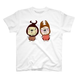 カブクワのりお T-shirts