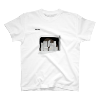 what's what ''boxed world'' T-shirts