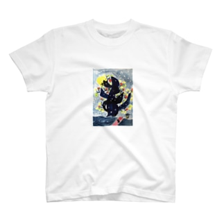 オマージュ[モチモチの木] T-shirts