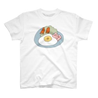あさめし T-shirts