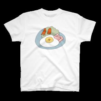 shinoのあさめし T-shirts