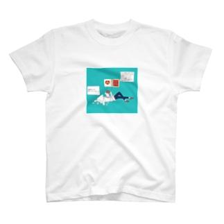 心肺停止てぃーしゃつ。 T-shirts