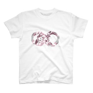 推愛∞ T-shirts