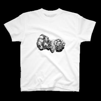 hainomoriの街001 T-shirts