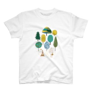 森のソラくん T-shirts