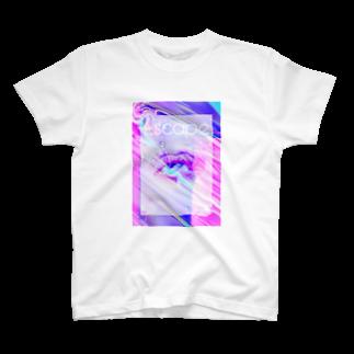 Dear my dear Patientsの逃避 T-shirts