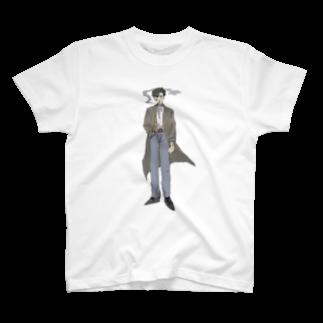 夏野瑛のHANG IN THERE Tシャツ T-shirts
