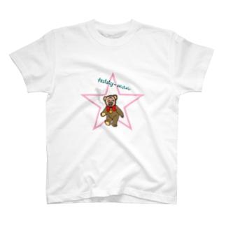 teddy-man T-shirts
