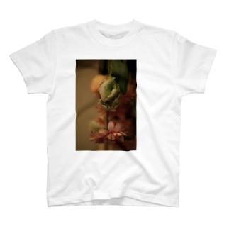 花#2 T-shirts
