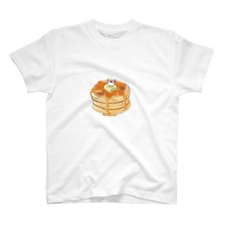 ホットケーキエンドル T-shirts