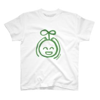 ウレシパTシャツ(みどり) T-shirts