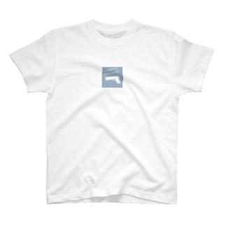 Gunメッセージ T-shirts