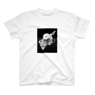 beat(プリントミニ版) T-shirts