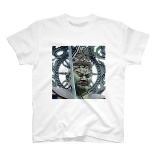 不動明王 T-shirts
