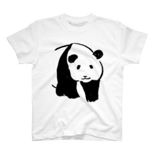 パンダぷん T-shirts