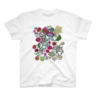 パラダイスなTシャツ T-shirts