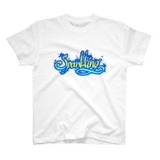 スパークリング T-shirts