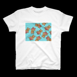 はやしのうじゃKUMA T-shirts