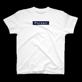 ケムタンショップのPureair T-shirts