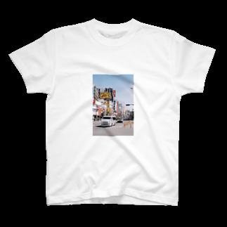 RoyjourneyのBaBa T- Shirt  T-shirts