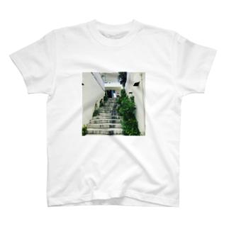 ウミカジテラス T-shirts