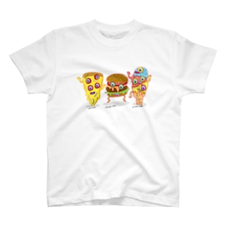 ジャンクモンスター T-shirts