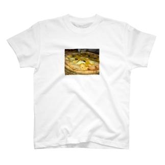 美味しいpizza T-shirts
