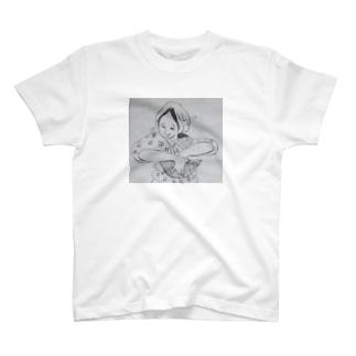 八女茶娘 T-shirts