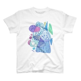 とぽぽこぽこぽ T-shirts
