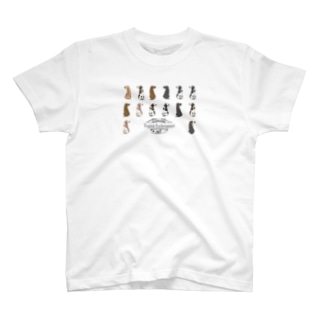 le chien tronc ver.2 14dogs T-shirts