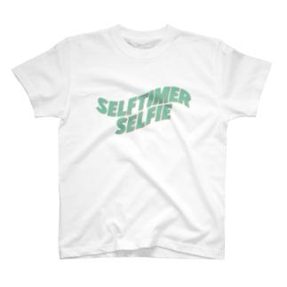 #Selftimerselfie T-shirts