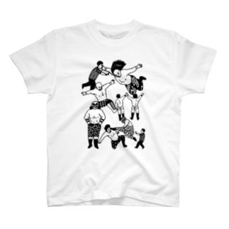 真☆プロレススター T-shirts