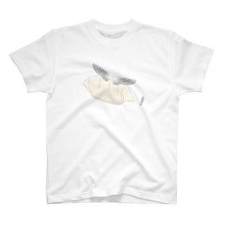 羽つきギョウザ T-shirts