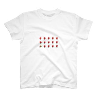 真っ赤なトマト T-shirts