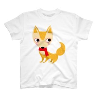 きつねっこ T-shirts