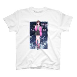 「あと5分だけ・夜」 T-shirts