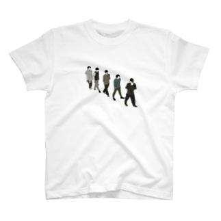 ♛︎♚ おさんぽ T-shirts