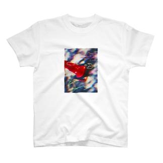 くそわ〜るど T-shirts