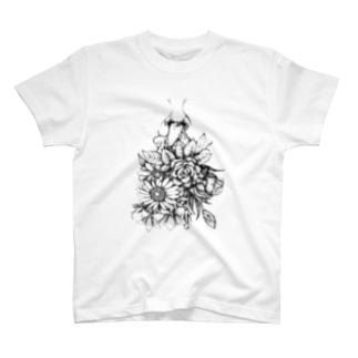 hanamizu T-shirts