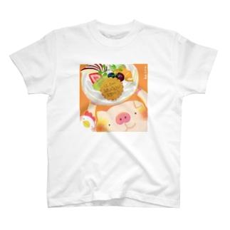 はっちゃん! T-shirts
