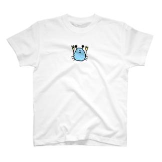 ミナミコメツキガニ T-shirts