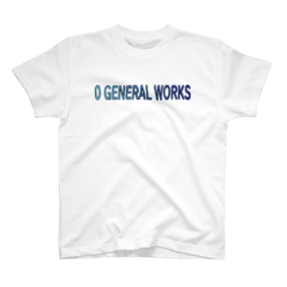 0 GENERAL WORKS T-shirts