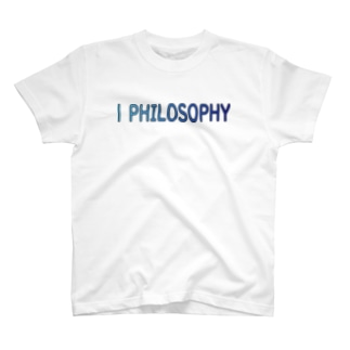 1 PHILOSOPHY T-shirts