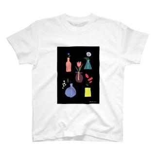 お花T T-shirts